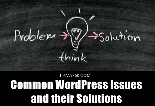 Common WordPress Issues and their Solutions1.1