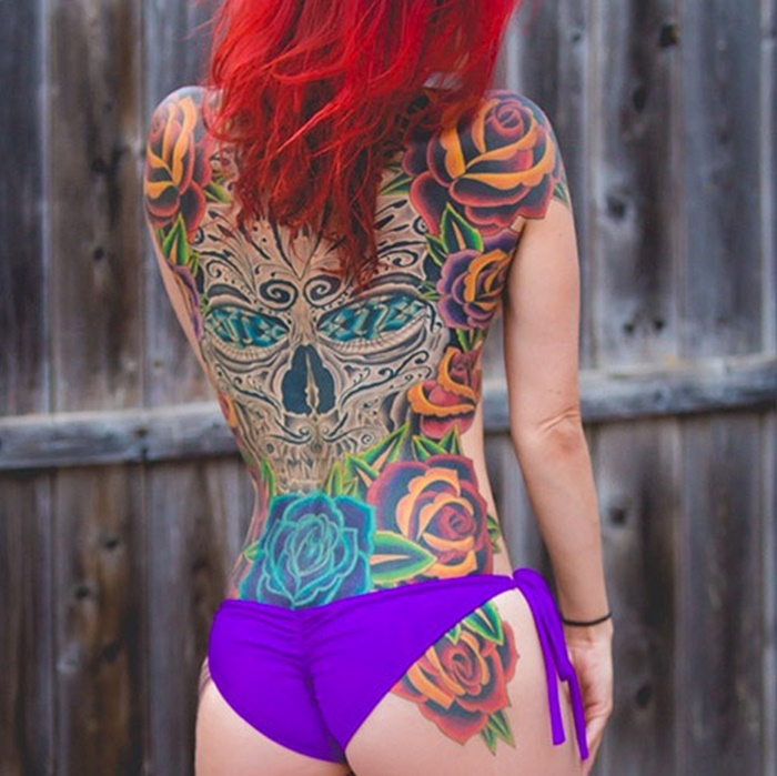 Hot Back Tattoos for Women1 (19)