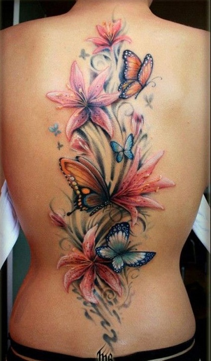 Hot Back Tattoos for Women1 (58)