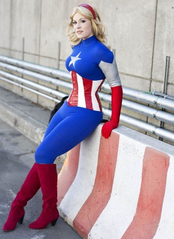 Sexy Girl Cosplay Costume Ideas1