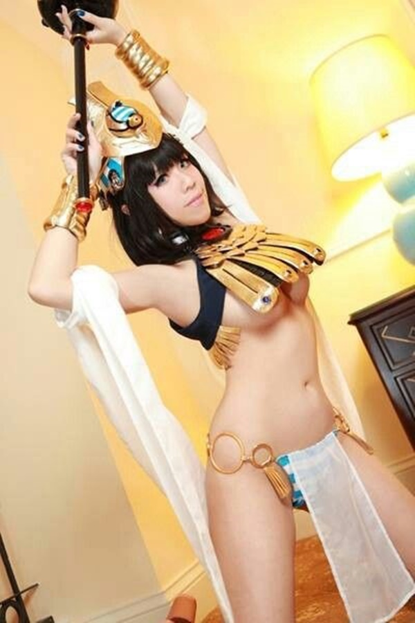 Sexy Girl Cosplay Costume Ideas10