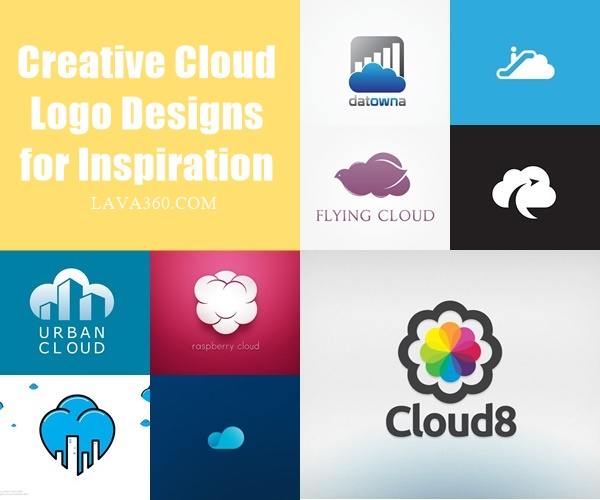 Cloud Logo Designs for Inspiration1.1