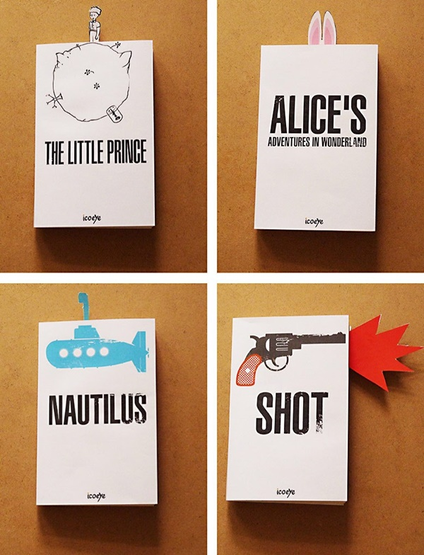 effective book cover designs and ideas1 30 - Book Cover Design Ideas