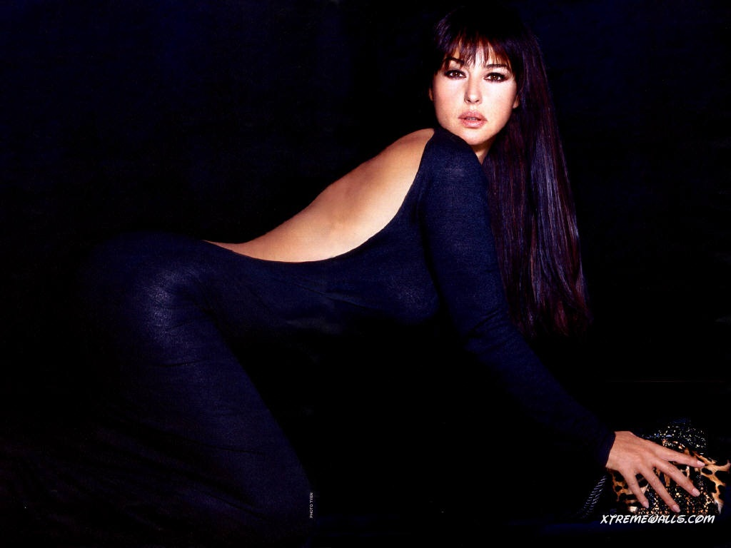 Sexy Monica Bellucci HD Wallpaper (23)