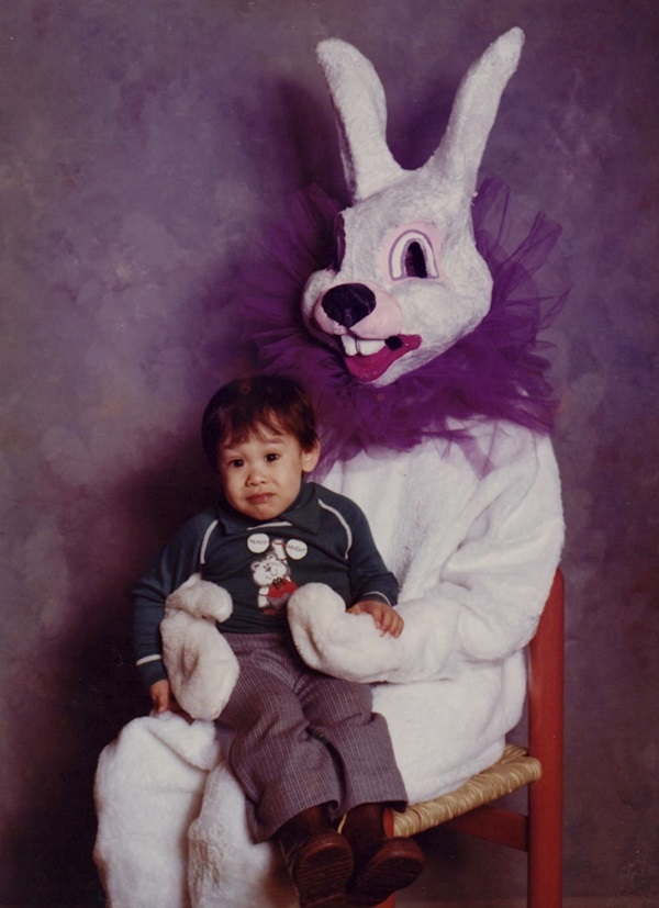Scary Easter Bunny Pics Photo Album - The Miracle of Easter