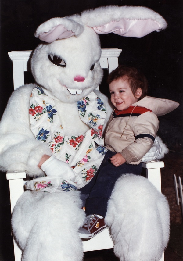 Scary Easter bunny photos and Images (26)