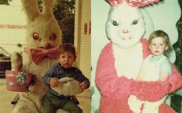Scary Easter bunny photos and Images (6)