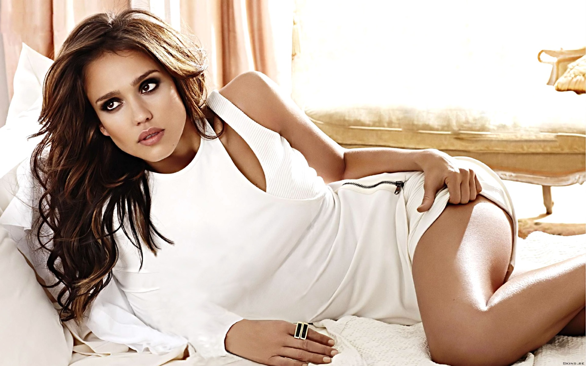 Sexy Jessica Alba Wallpaper Hd for PC (35)
