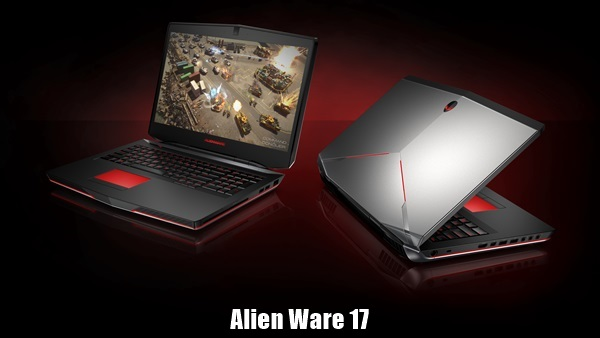 Alienware 17 Notebooks - Beauty