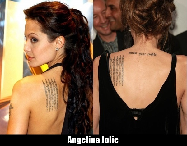 Best Celebrity Tattoo Designs and Ideas (2)