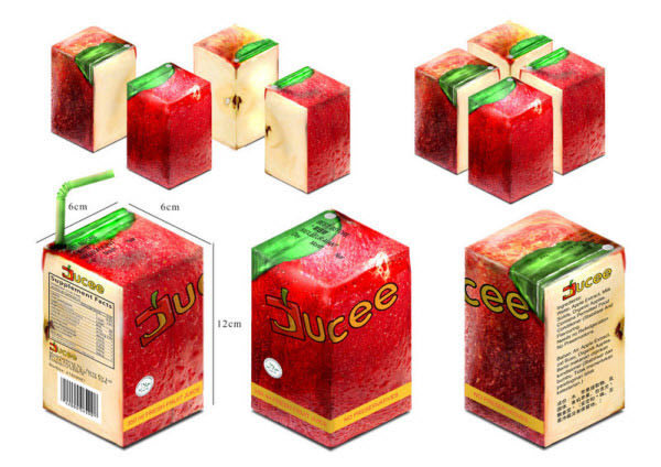 Jucee Juice Boxes