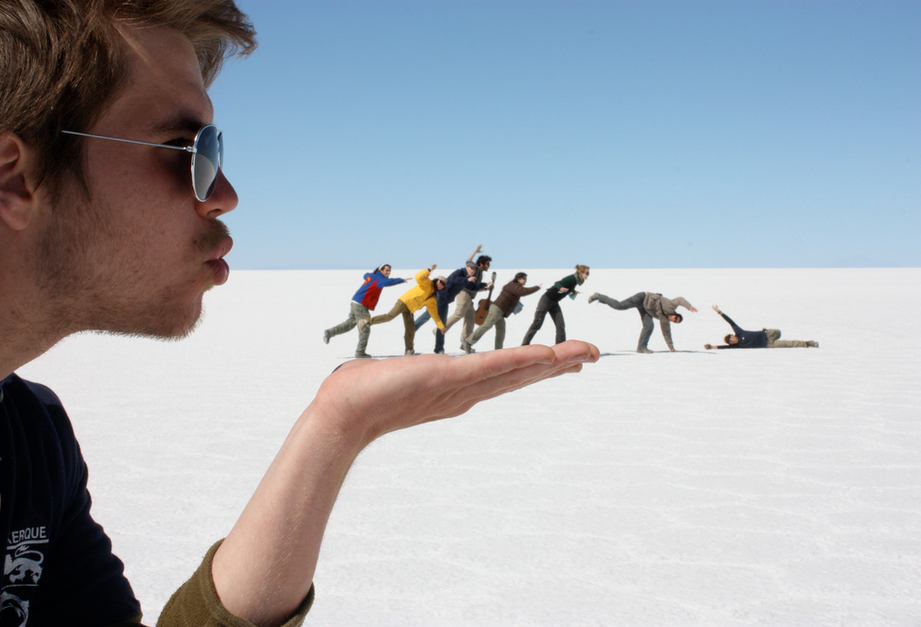 Outstanding Examples of Forced Perspective Photography5