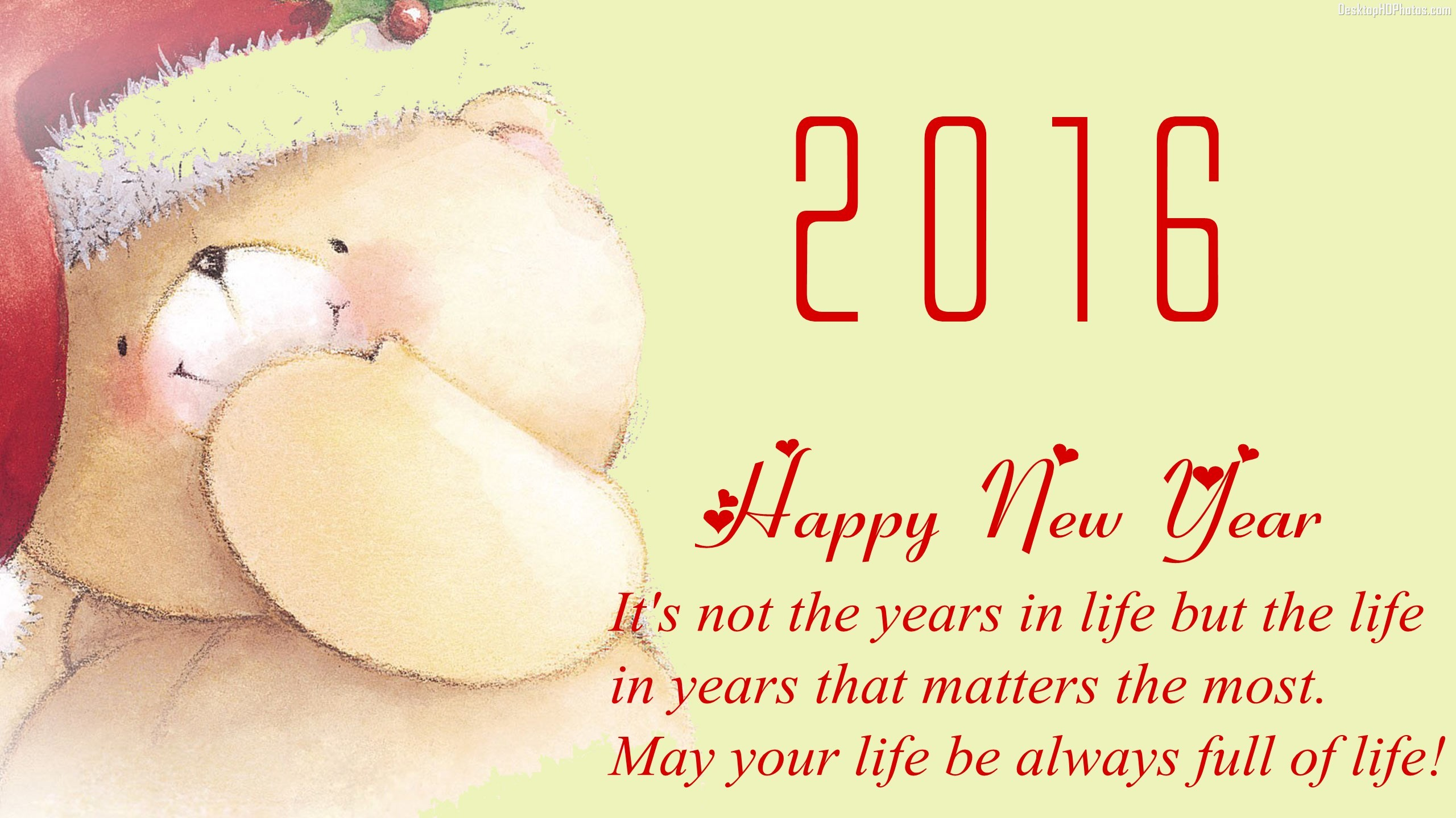 Beautiful Happy New Year Wallpapers HD (20)