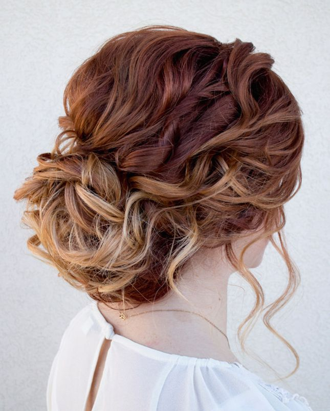 Beautiful Bun Hairstyle examples