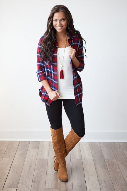 Flannel Shirt for girls