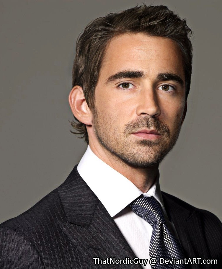 Lee Pace and Colin Farrell