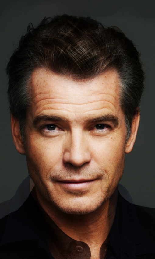 Pierce Brosnan and Timothy Olyphant