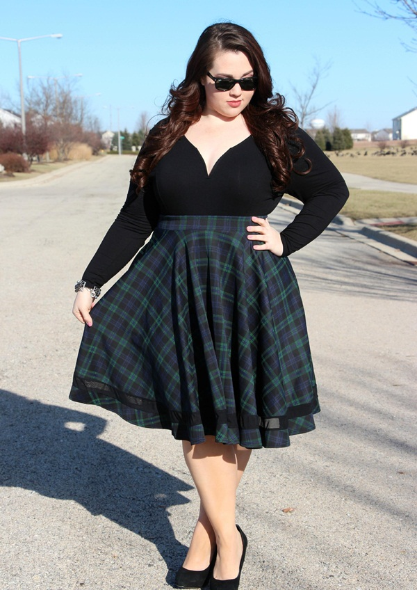 plus size outfit (1)