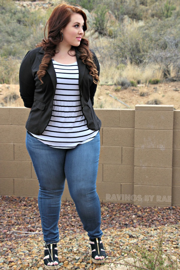 40 Plus Size Outfit Ideas and Fashion Trends For Big Girls to try ...