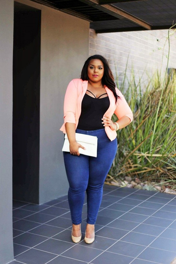 plus size outfit (6)