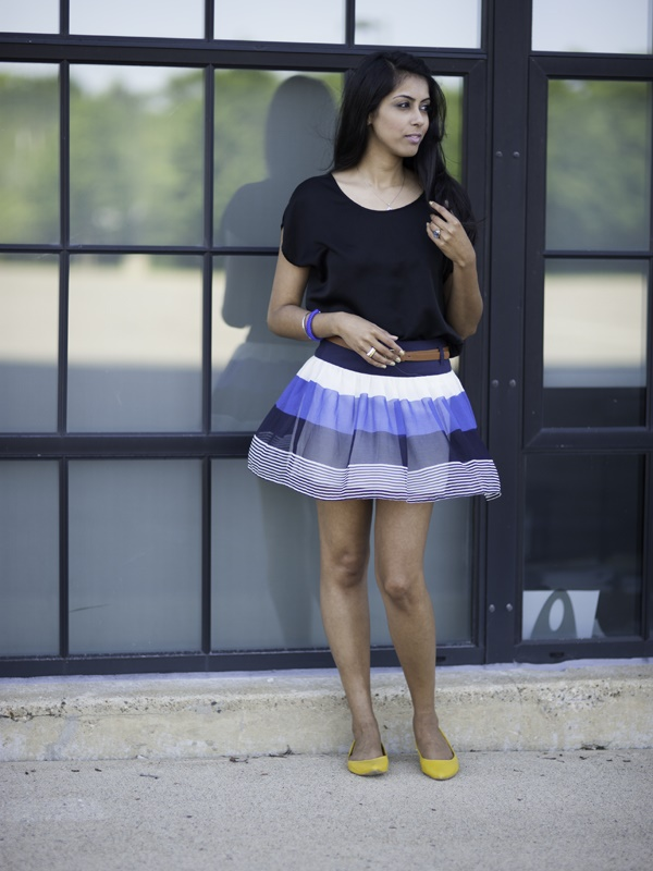striped skirt outfits (47)