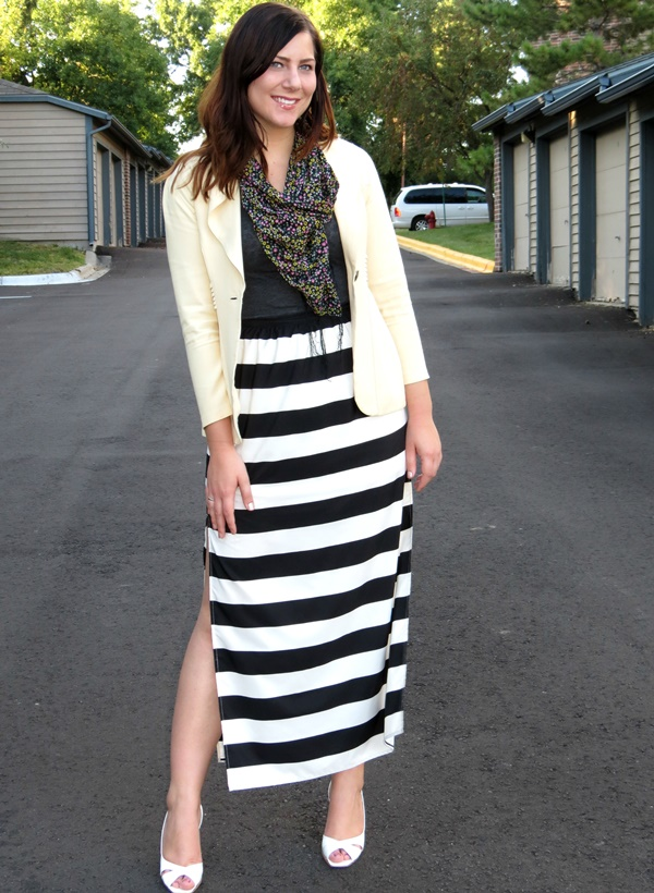 striped skirt outfits (49)