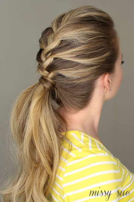 Ponytail Idea 12