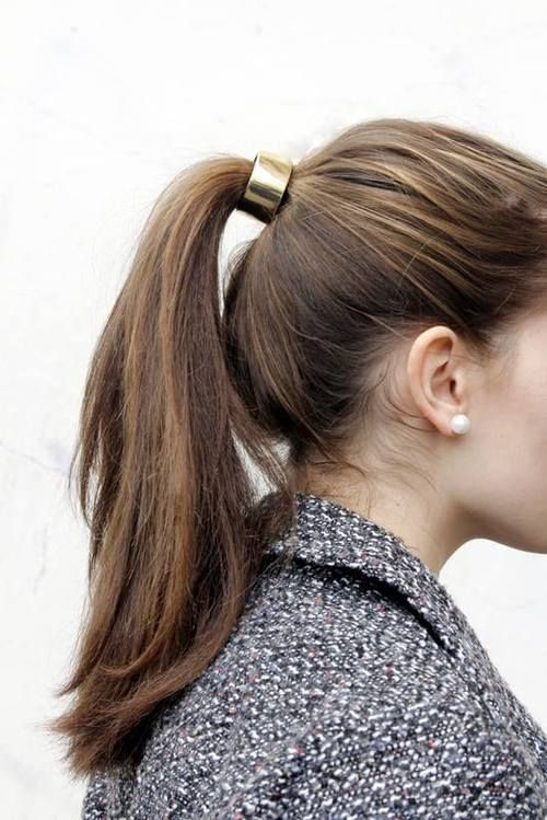Ponytail Idea 16