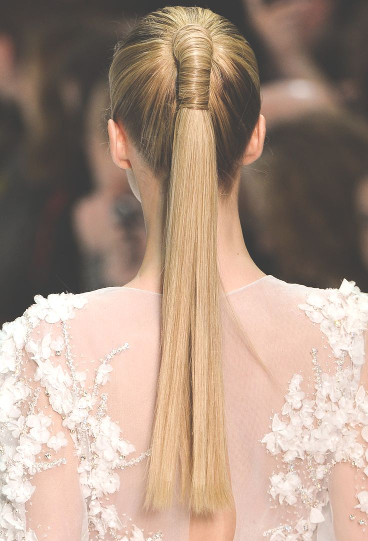 Ponytail Idea 17