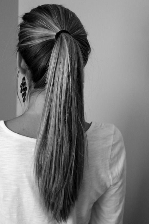 Ponytail Idea 19