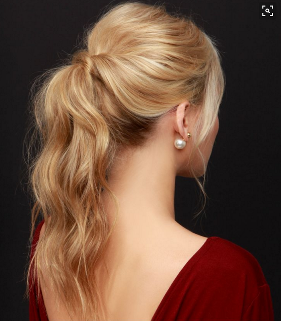 Ponytail Idea 2