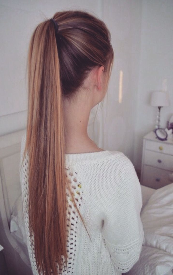 Ponytail Idea 23