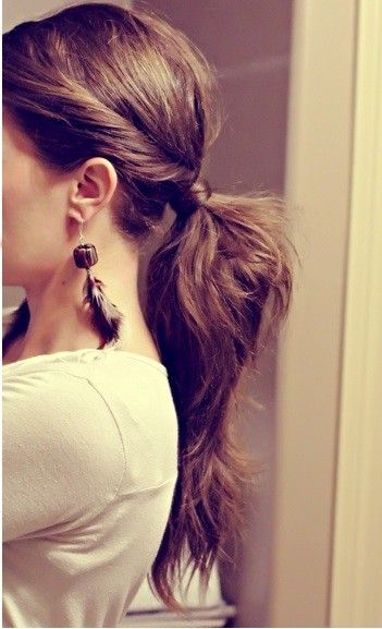Ponytail Idea 28
