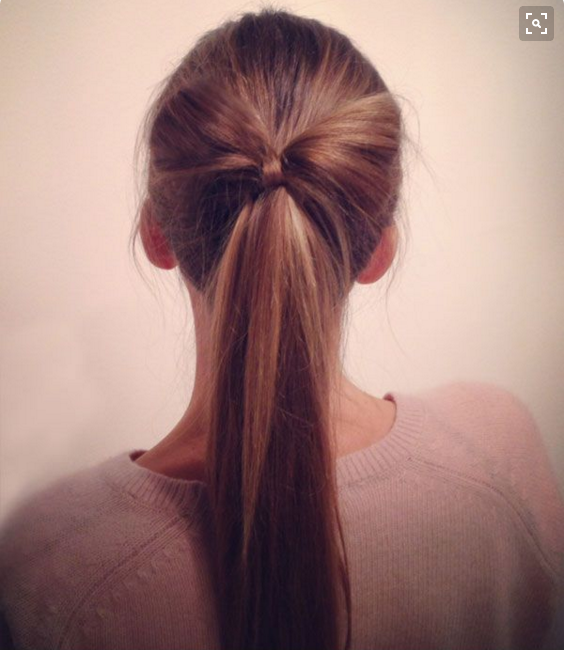 Ponytail Idea 29