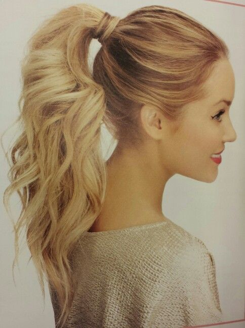 Ponytail Idea 7