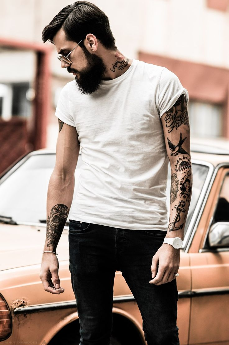 Sleeve Tattoo Men 13
