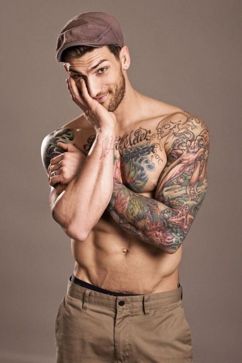 Sleeve Tattoo Men 16