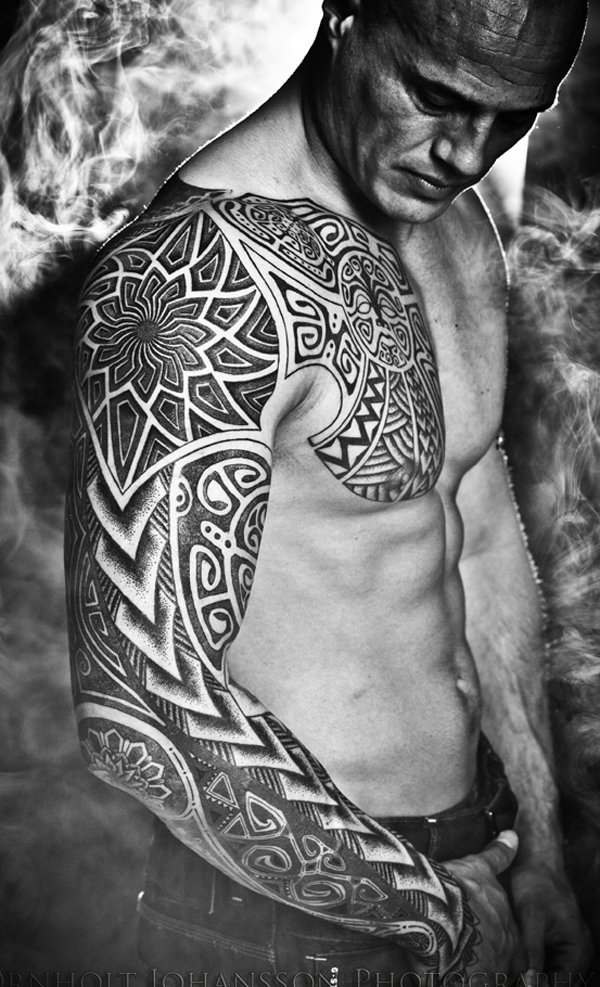 Sleeve Tattoo Men 2