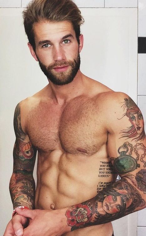 Sleeve Tattoo Men 21