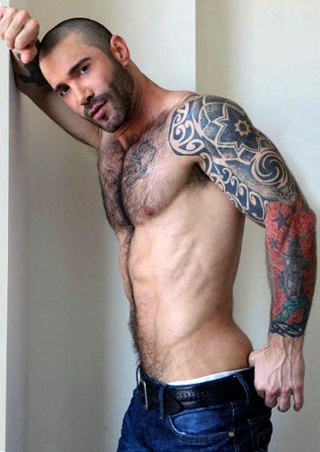 Sleeve Tattoo Men 29
