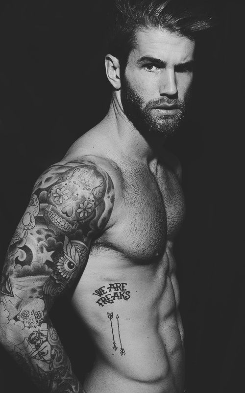 Sleeve Tattoo Men 3