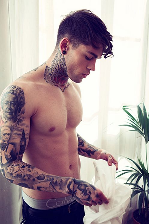 Sleeve Tattoo Men 30