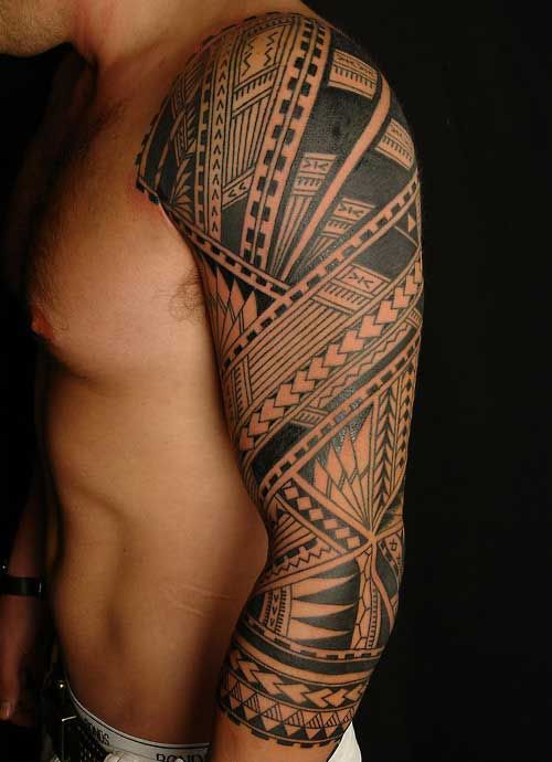 Sleeve Tattoo Men 5