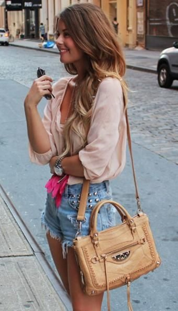 denim shorts outfits (15)