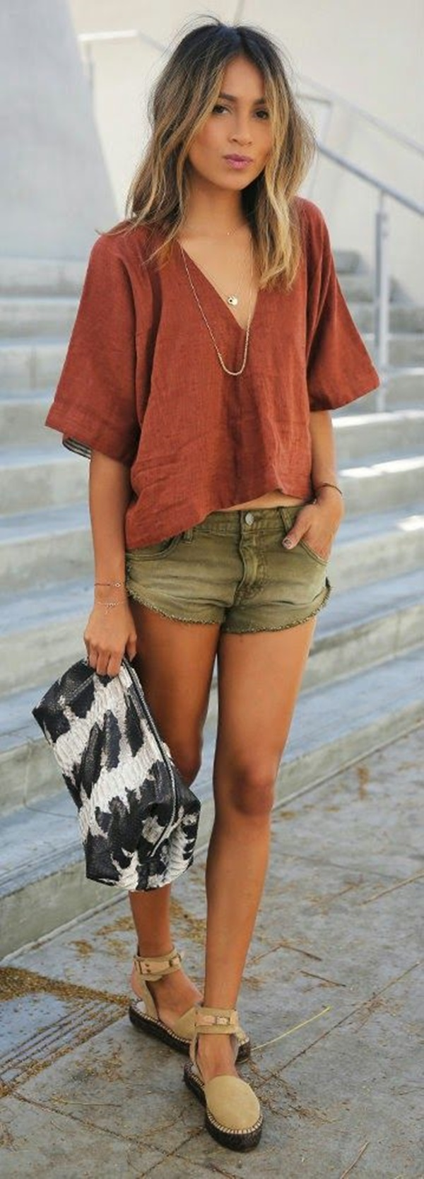 denim shorts outfits (19)