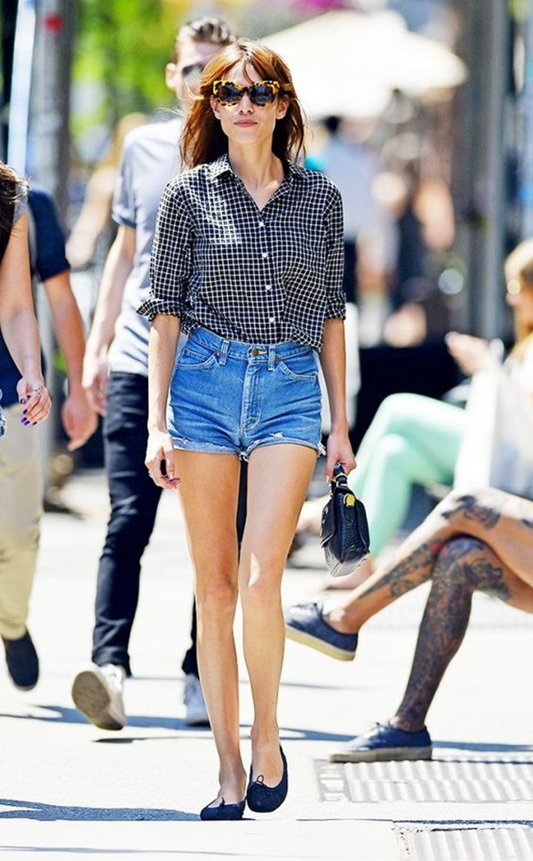 denim shorts outfits (21)