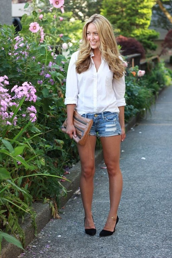 denim shorts outfits (31)