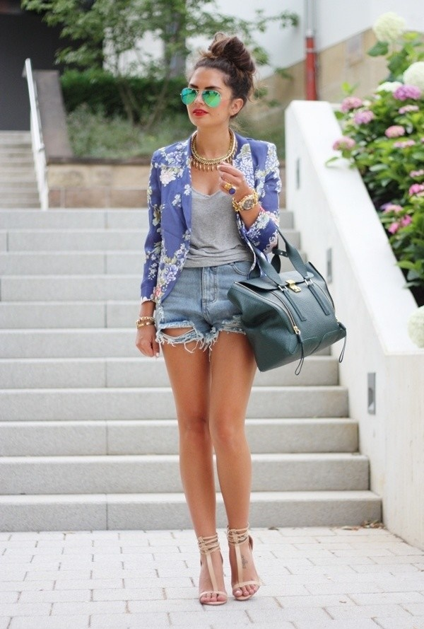 denim shorts outfits (35)