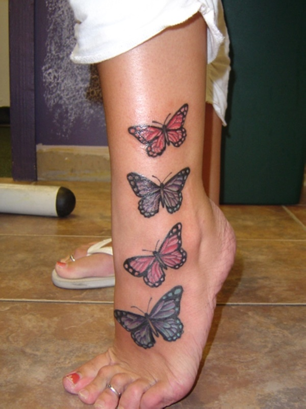 female leg tattoos ideas (5)