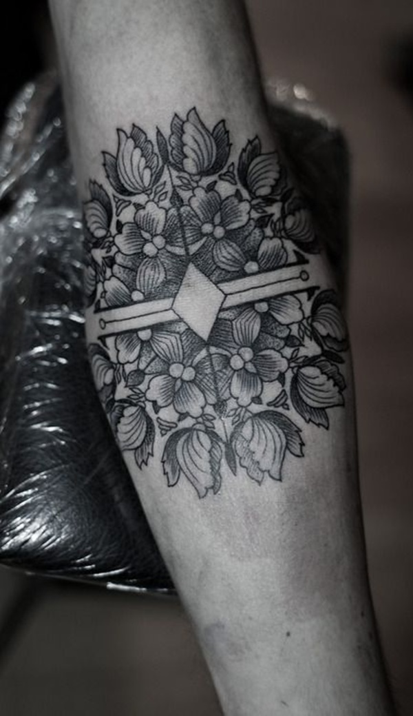 flower tattoo designs (11)